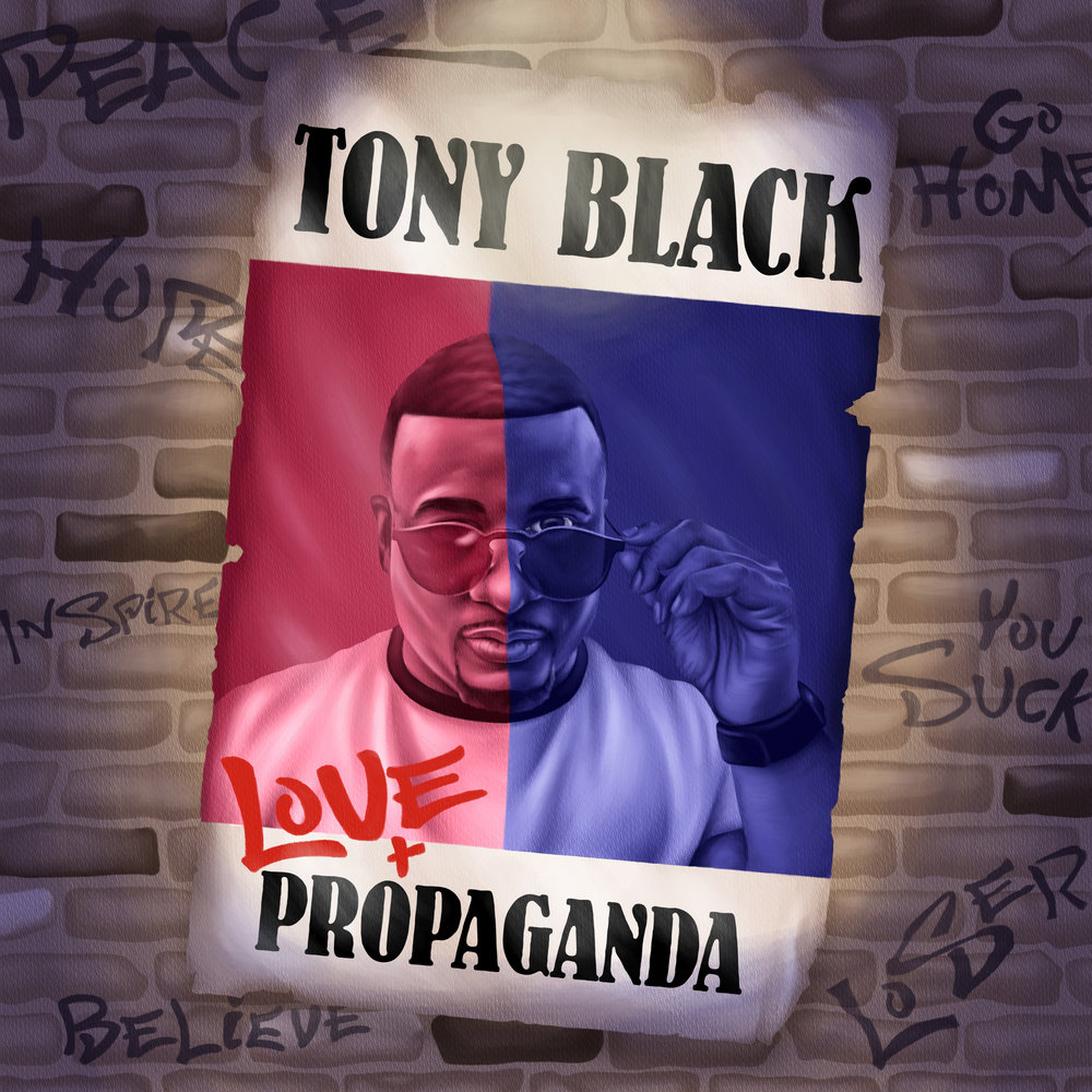 <b>Love + Propaganda</b><br>Album Cover<br>