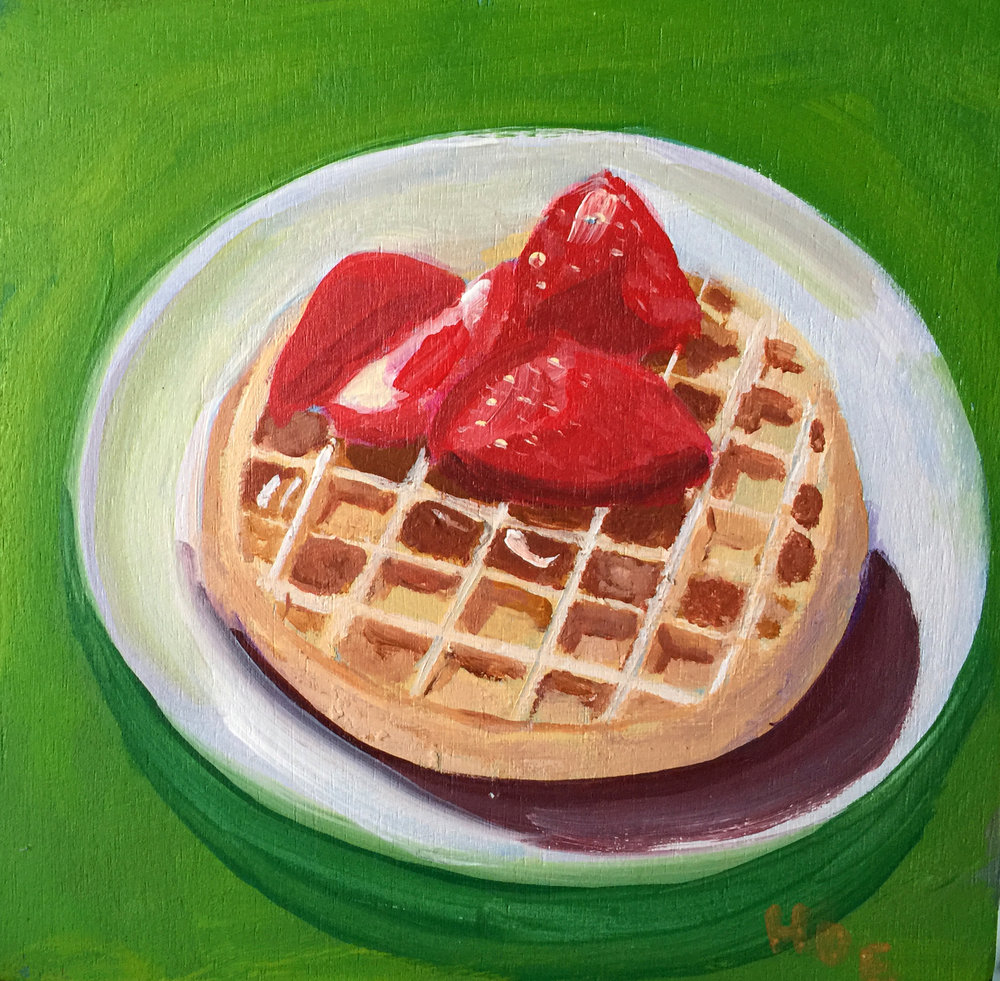 Waffle of a Time
