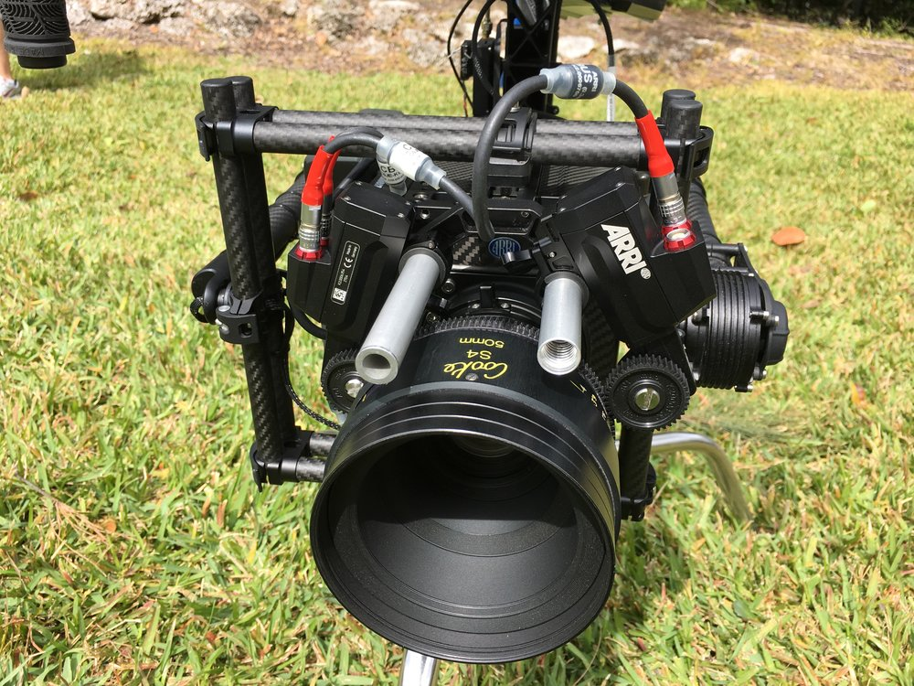 MoVI - ARRI Mini - Cooke