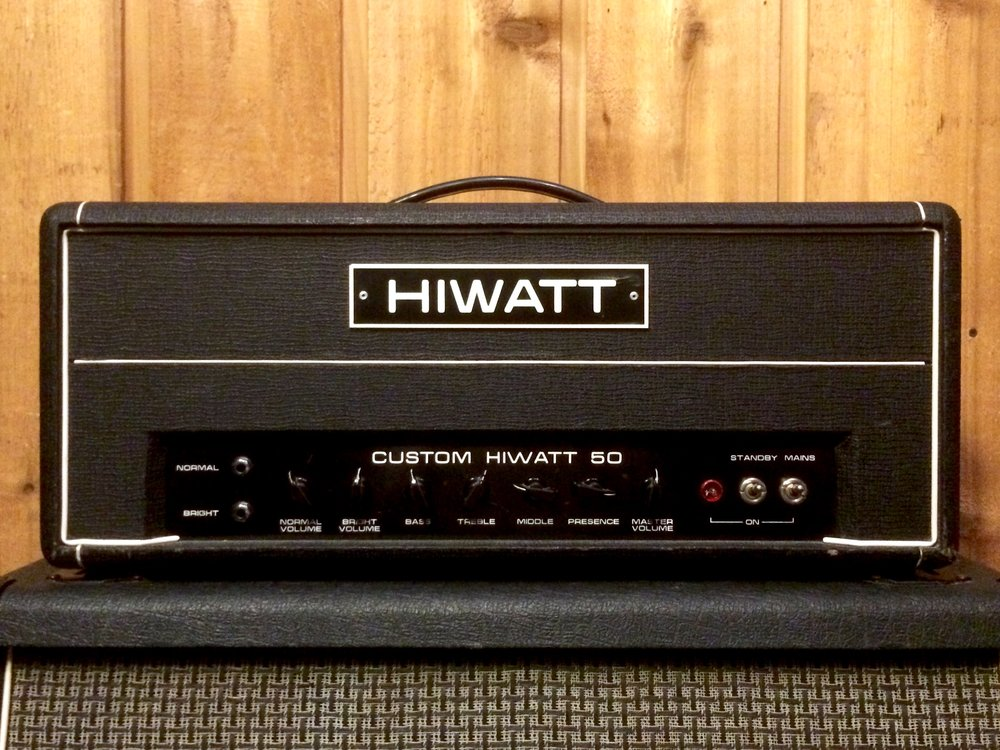 Hiwatt Custom 50 DR-504