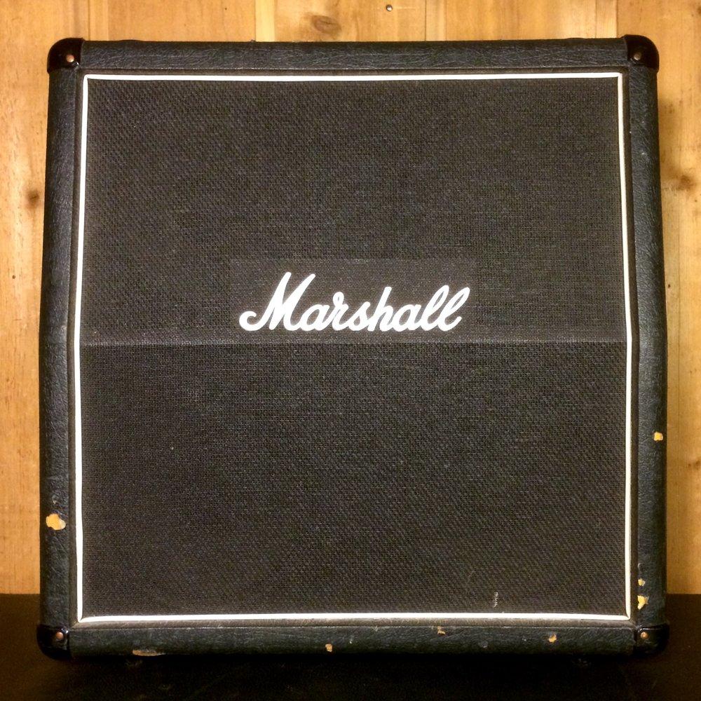Marshall 1965a 4X10 Cab