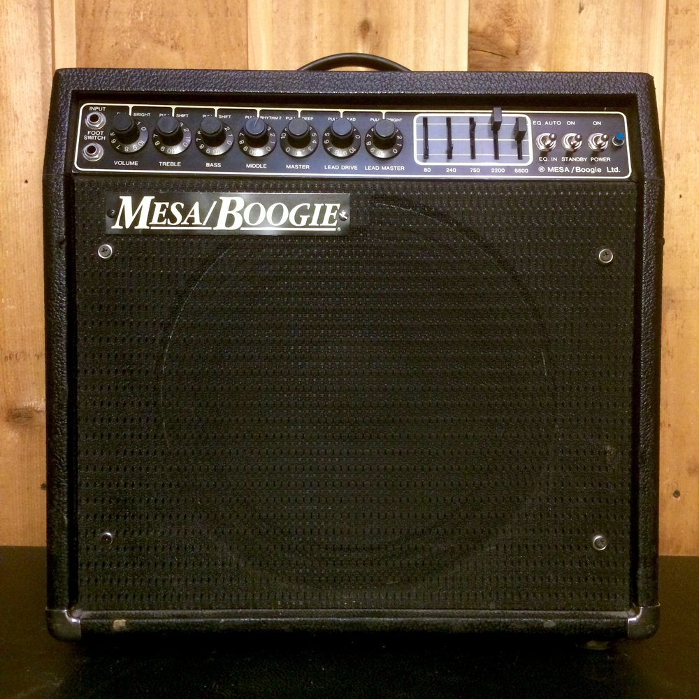 Mesa/Boogie Mark IV