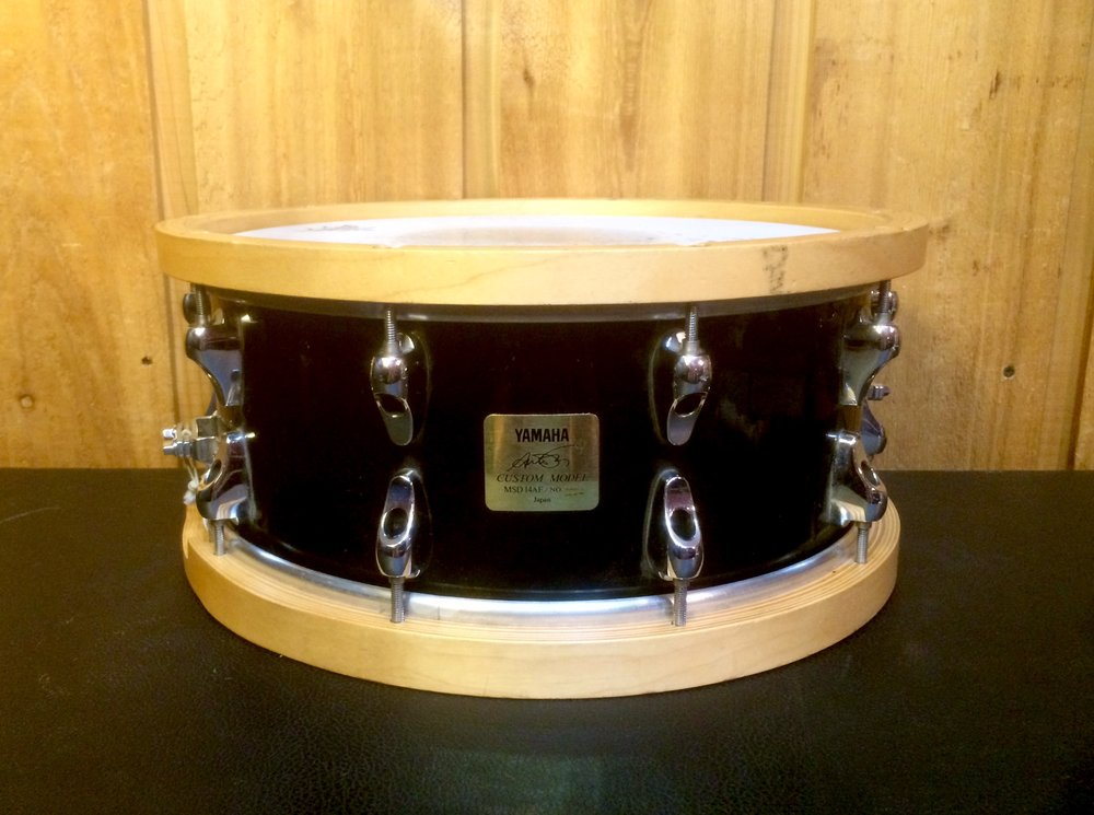 Yamaha Anton Fig Signature Snare