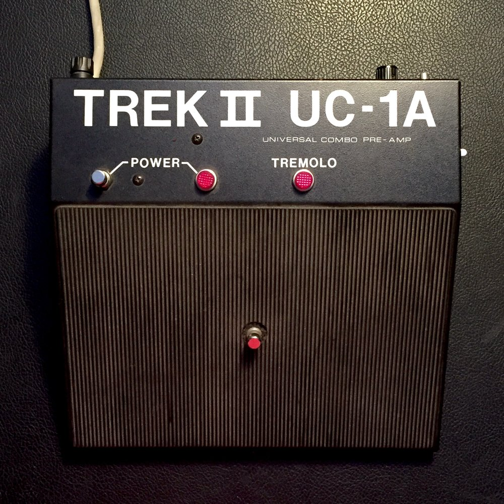 Trek II UC-1A