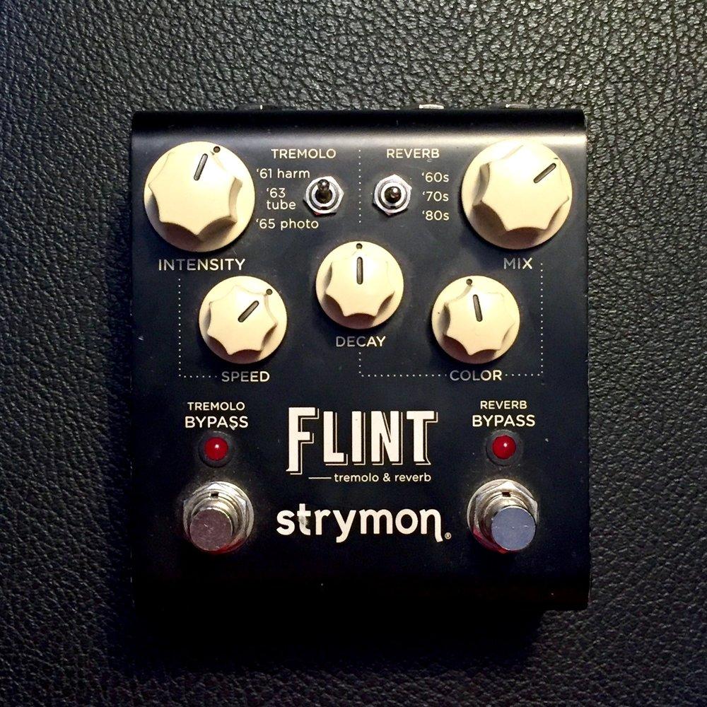 Strymon Flint Tremelo & Reverb