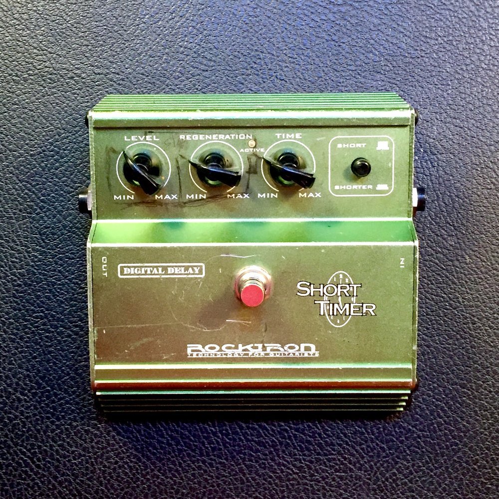 Rocktron Short Timer Digital Delay
