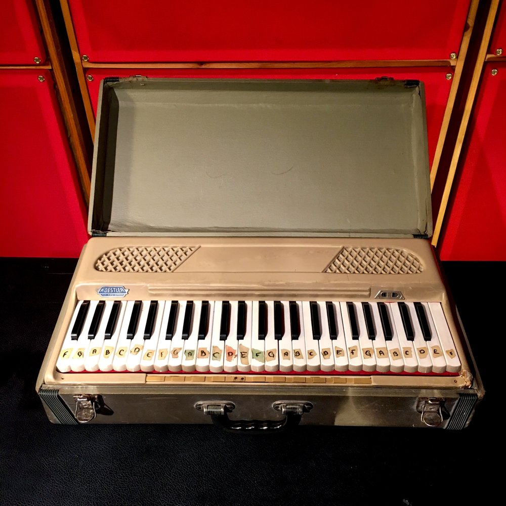 Koestler Electric Harmonium