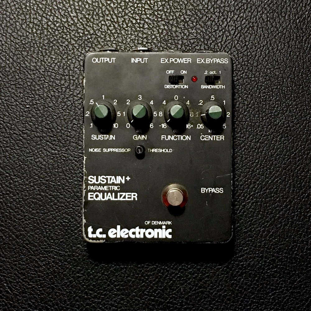 TC Electronic Parametric EQ