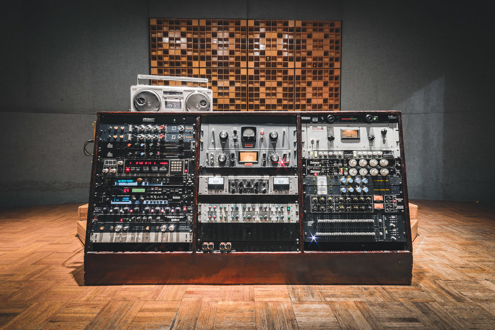 Studio B Outboard Gear