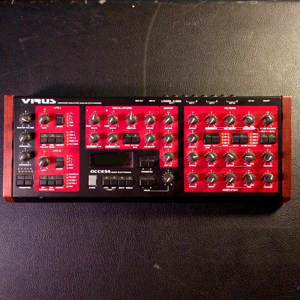 Access Virus Synth