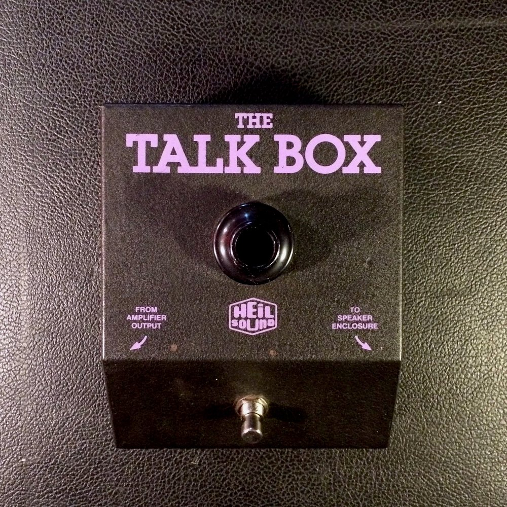 Hell Sound Talk Box