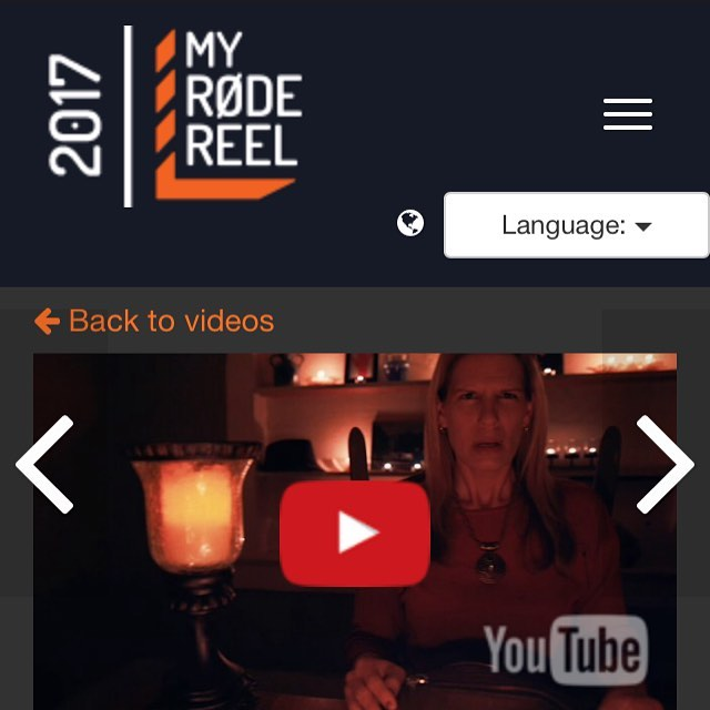 Please VOTE for our short film in the #myrodereel contest.  https://www.rode.com/myrodereel/watch/entry/4298#_=_