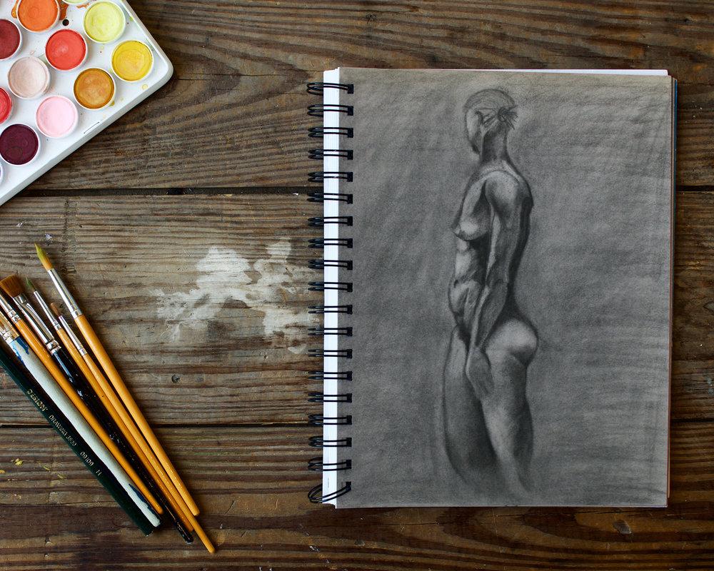 Fine Art by Danielle Ellan