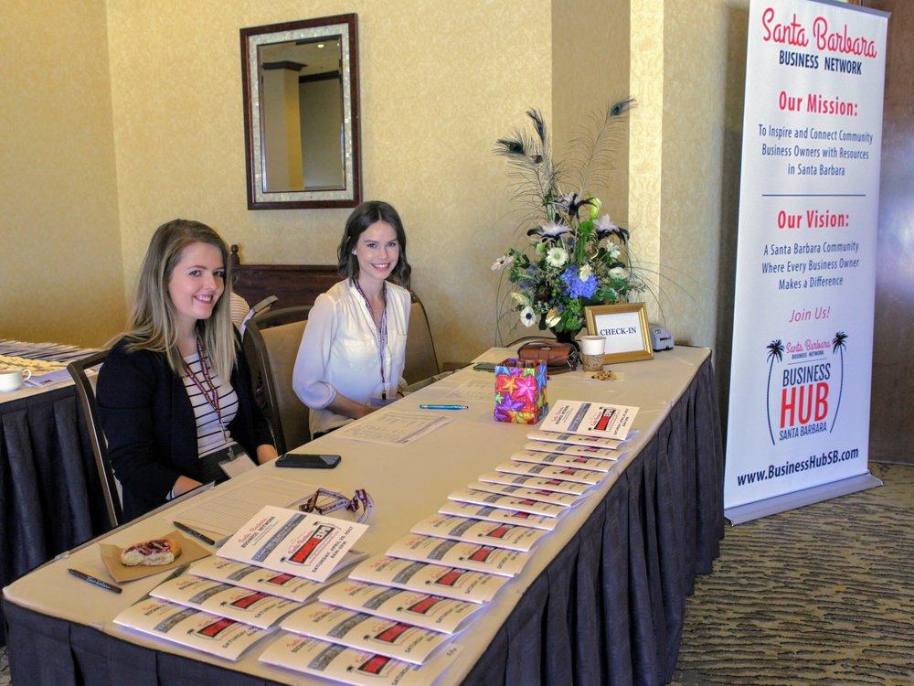 TEREZA Mojzisova & GABRIELA Piorkowska Marketing Assistants