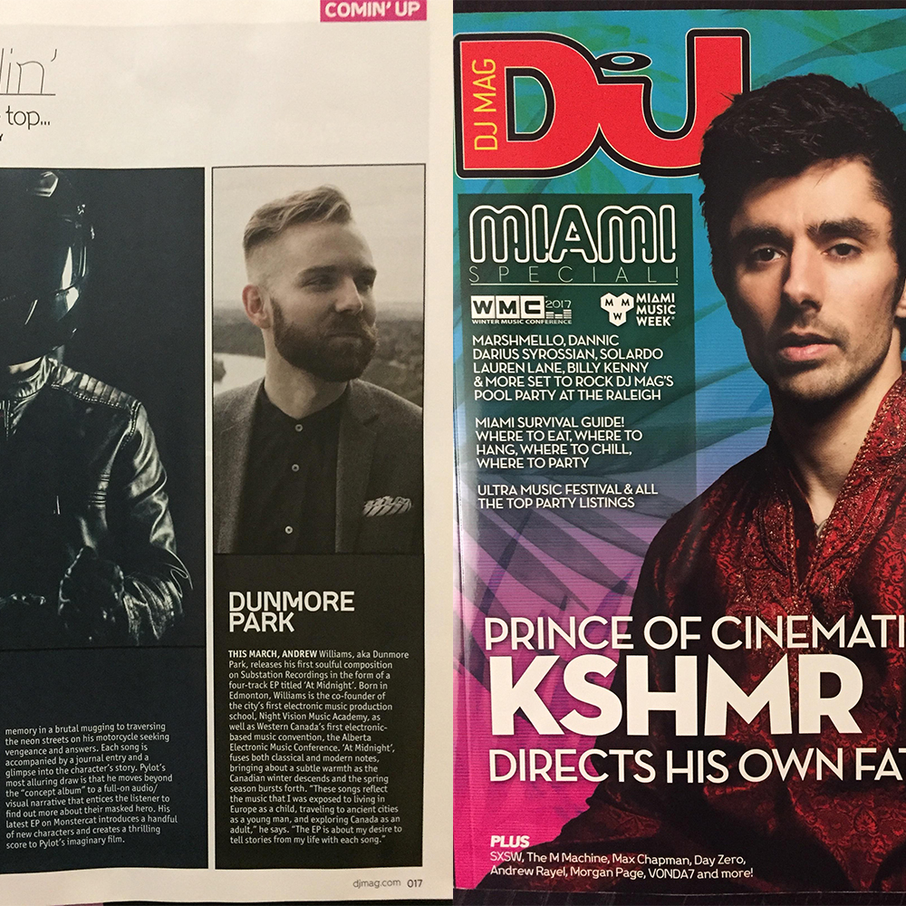 March 2017 DJ Mag Feature