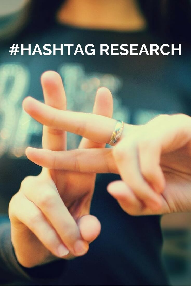 How to research and use hashtags to gain new followers