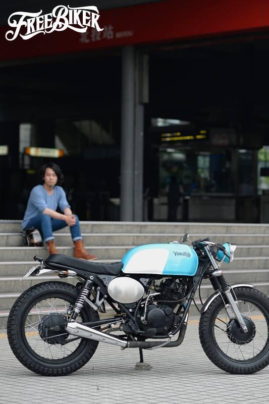 Freebiker free biker magazine photoshoot — angerhaus designs