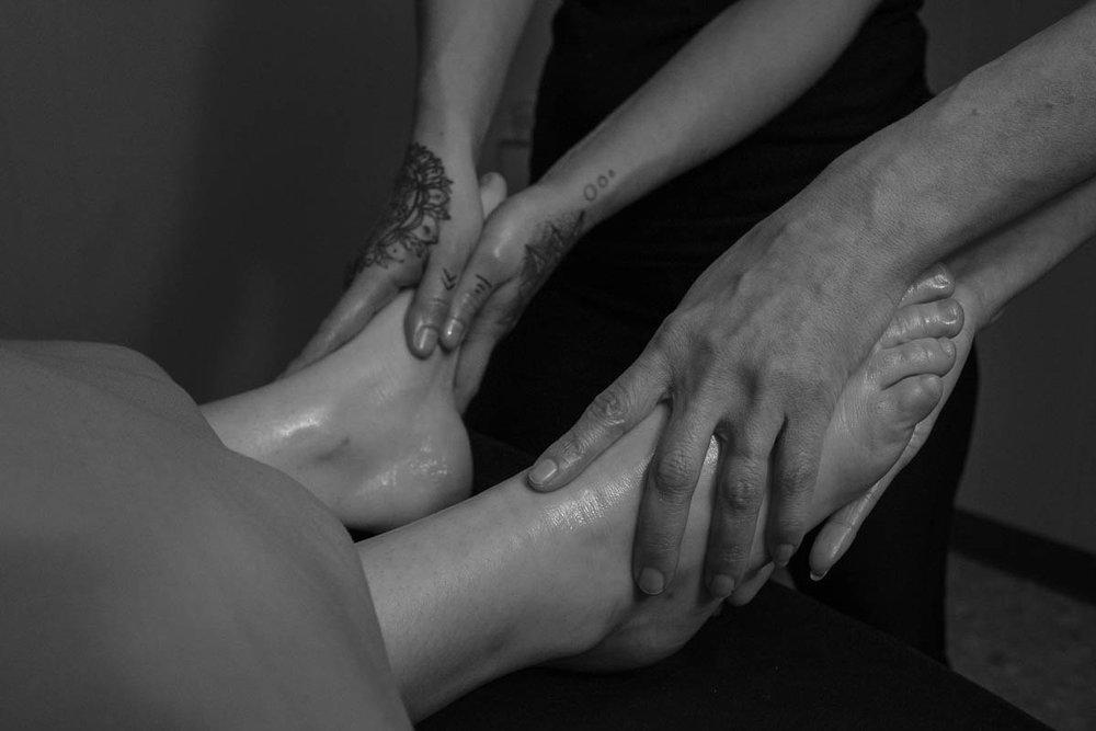 Tandem Massage Tandem Abhyanga Moorhead Fargo