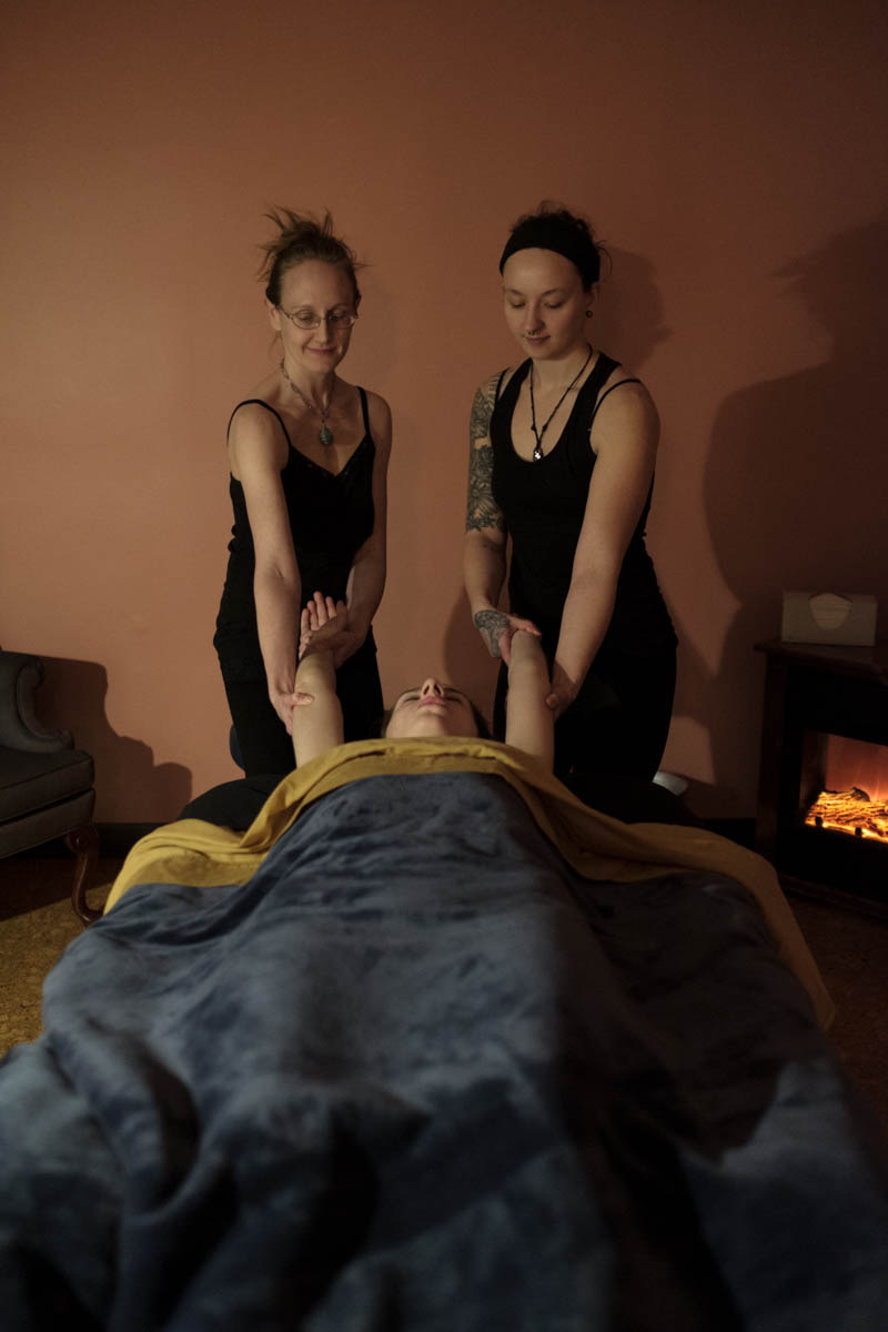 Best tandem massage fargo moorhead Tandem Abhyanga