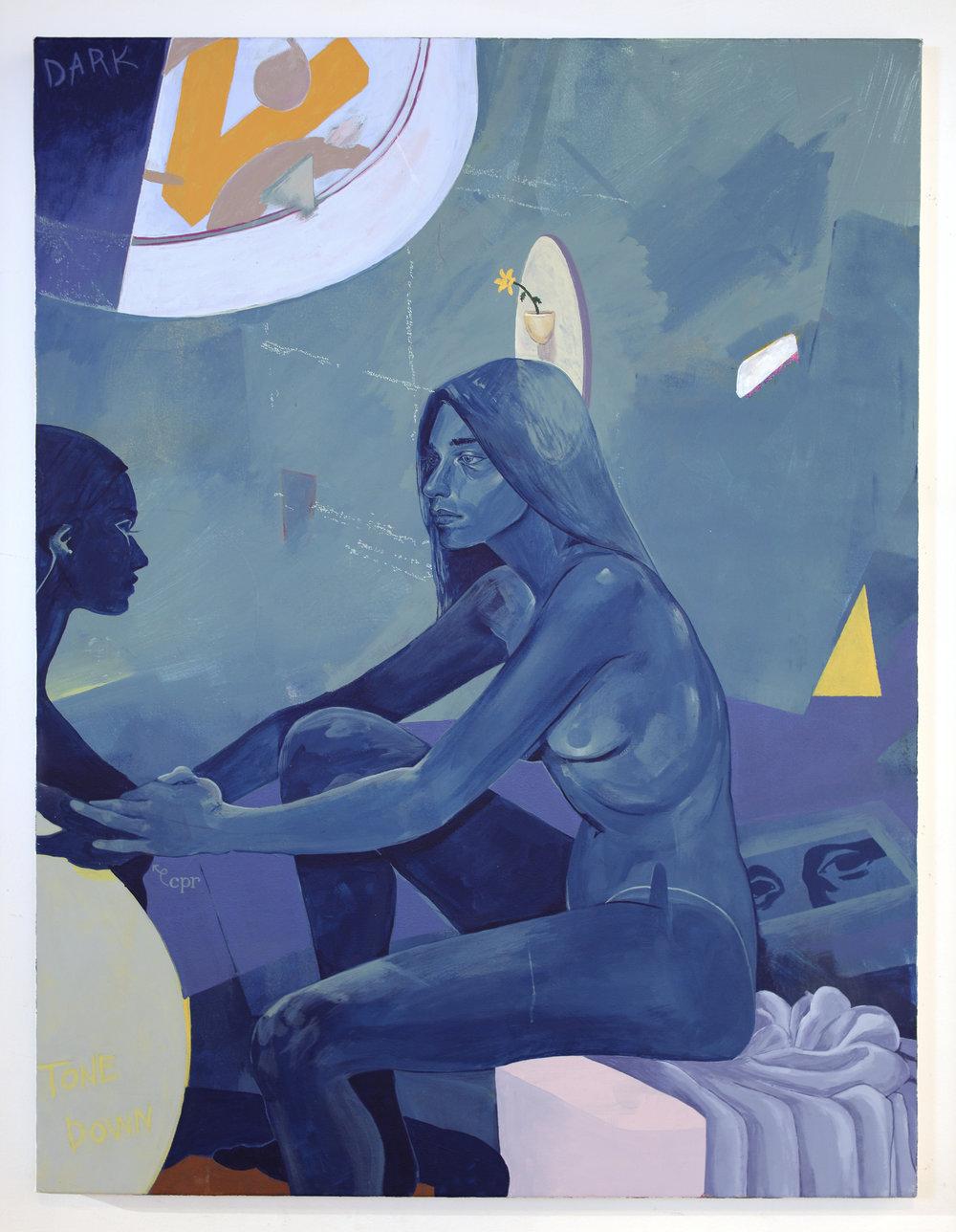 Blue Portrait (Sisyphus's Boulder).jpg
