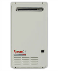 Rheem 24 Continuous Flow Hot Water Unit