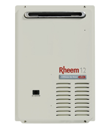 Rheem 12 Continuous Flow Hot Water Unit