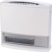 Paloma Gas Convector Heater - White