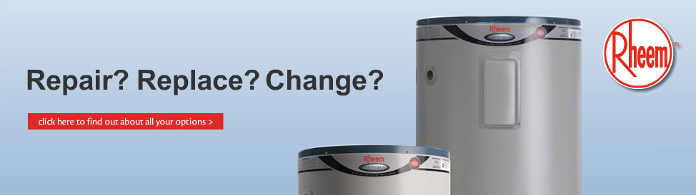 Replacement Hot Water Systems