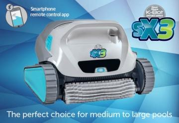K-Bot SX3 Pool Cleaner