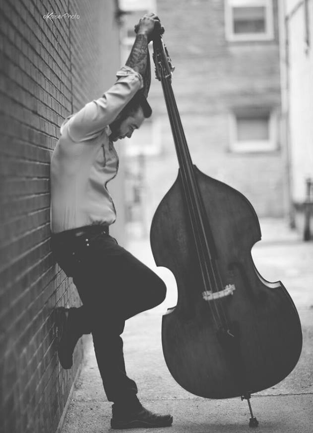 Ben Wardo - Upright Bass
