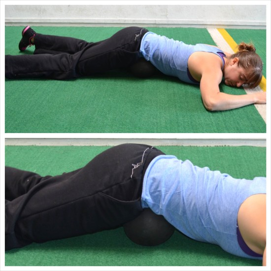 Psoas Stretch - Helps with digestive issues