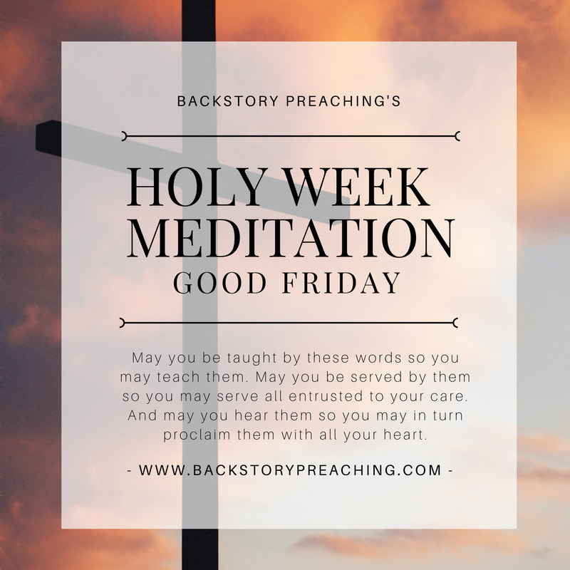 Preacher's Meditation for Good Friday.png