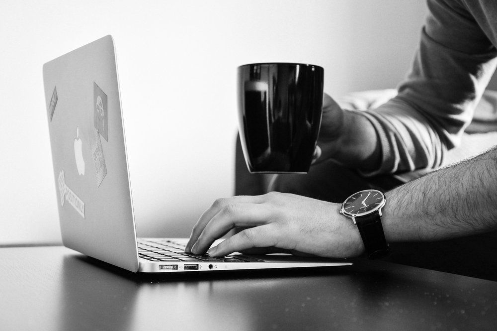 search on the internet for freelance writing clients