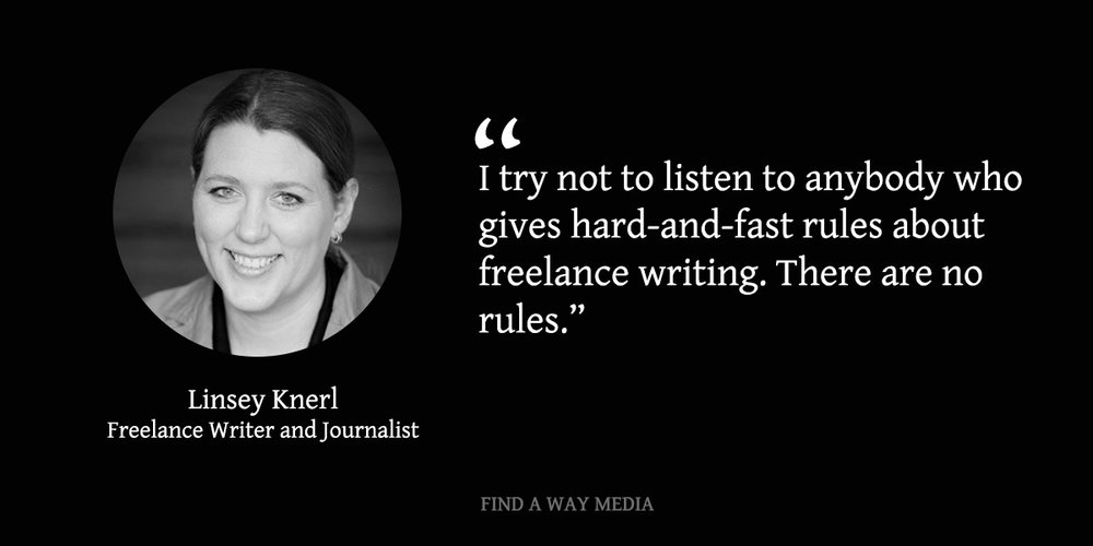 linsey knerl freelance writer