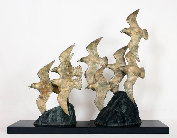 SURF BIRDS