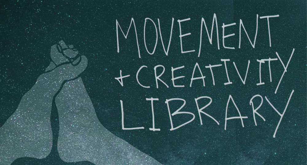 a library & community to support your home practice with 150+ Feldenkrais lessons + creative resources
