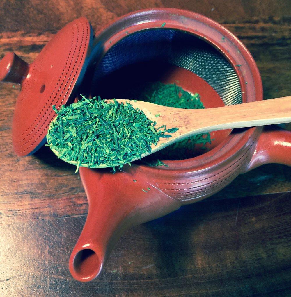 Green Ecstasy by Samovar Teas & Chai