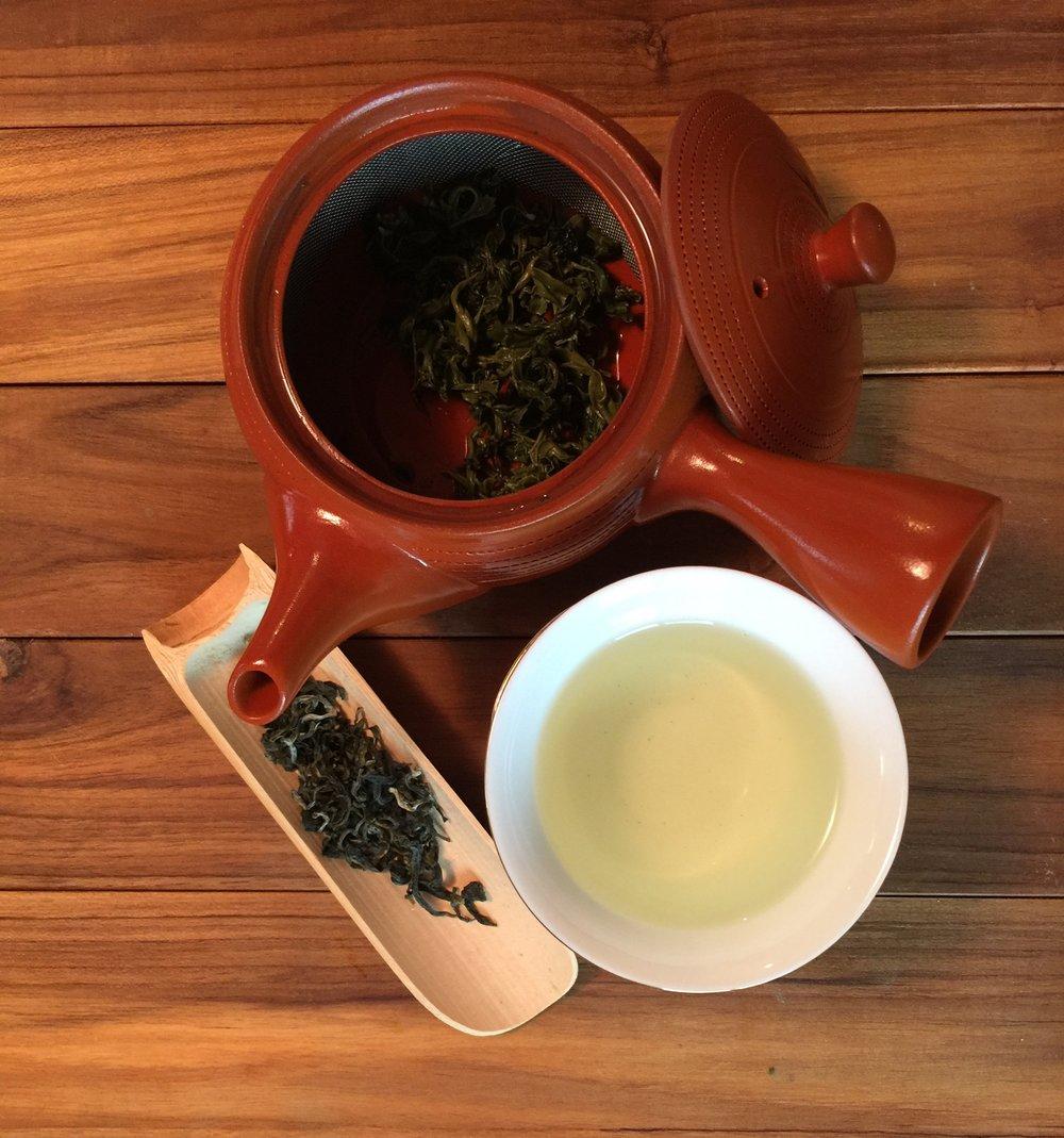 Mauna Kea Premium Green Tea