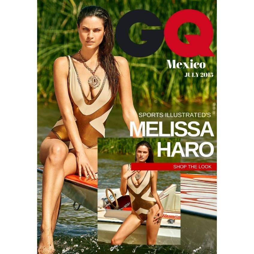 Melissa Haro GQ Magazine
