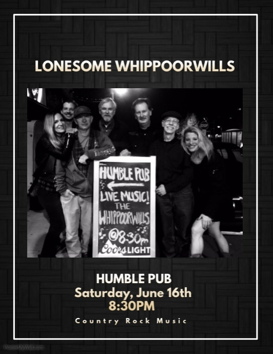 The Lonesome Whipoorwhills