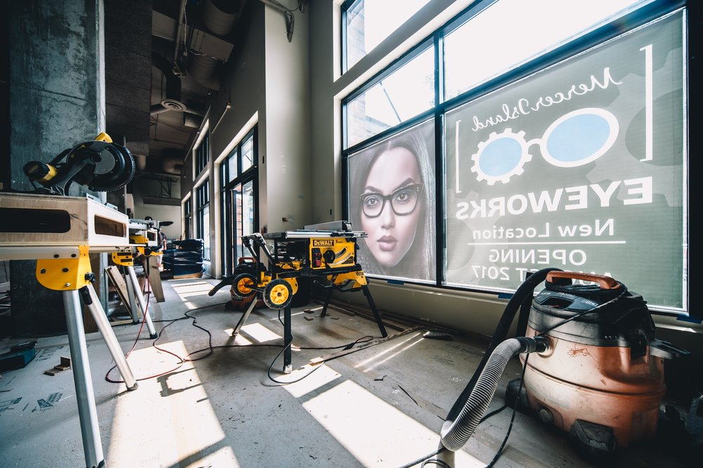 Process - Eyeworks - Mercer Island