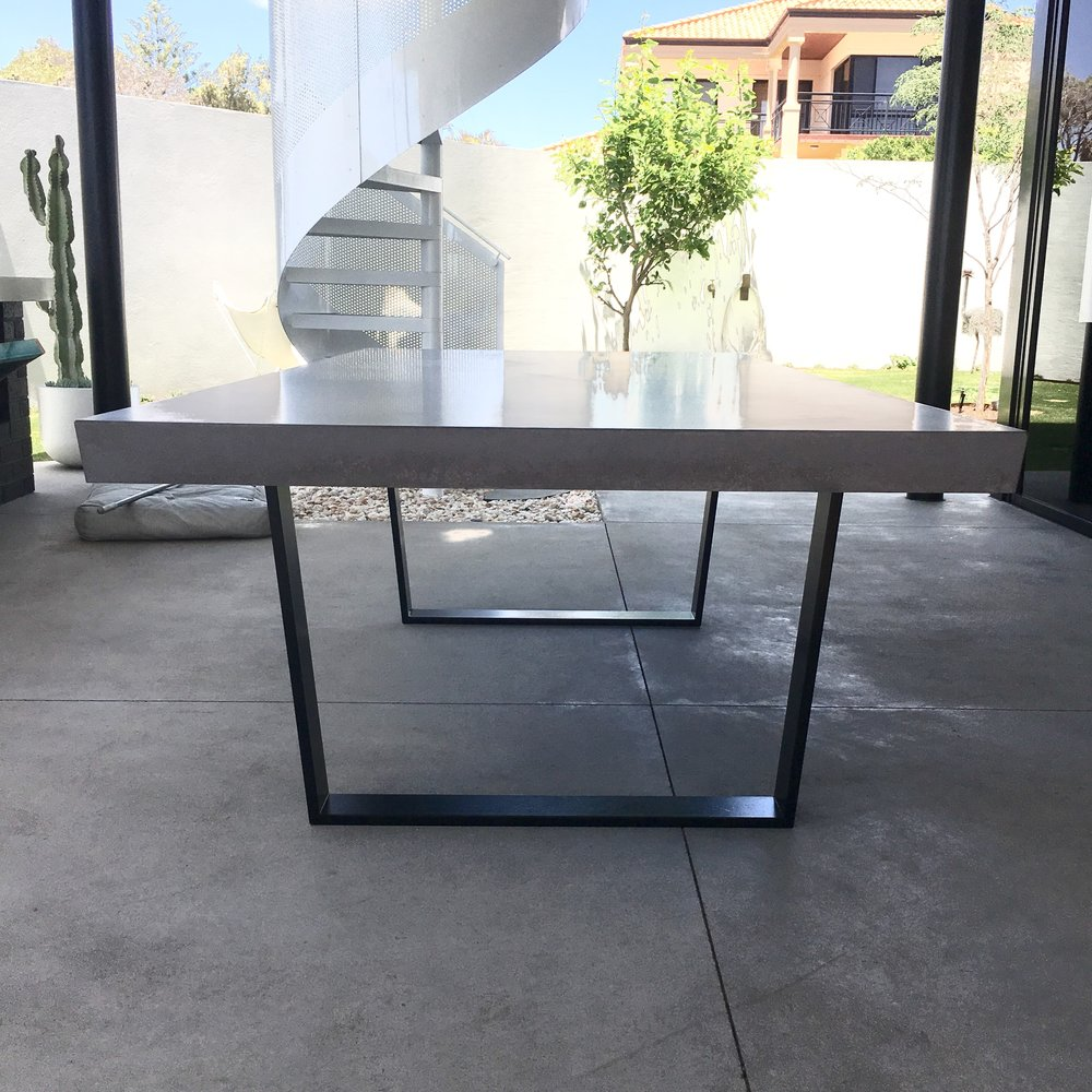 7 Degree Table