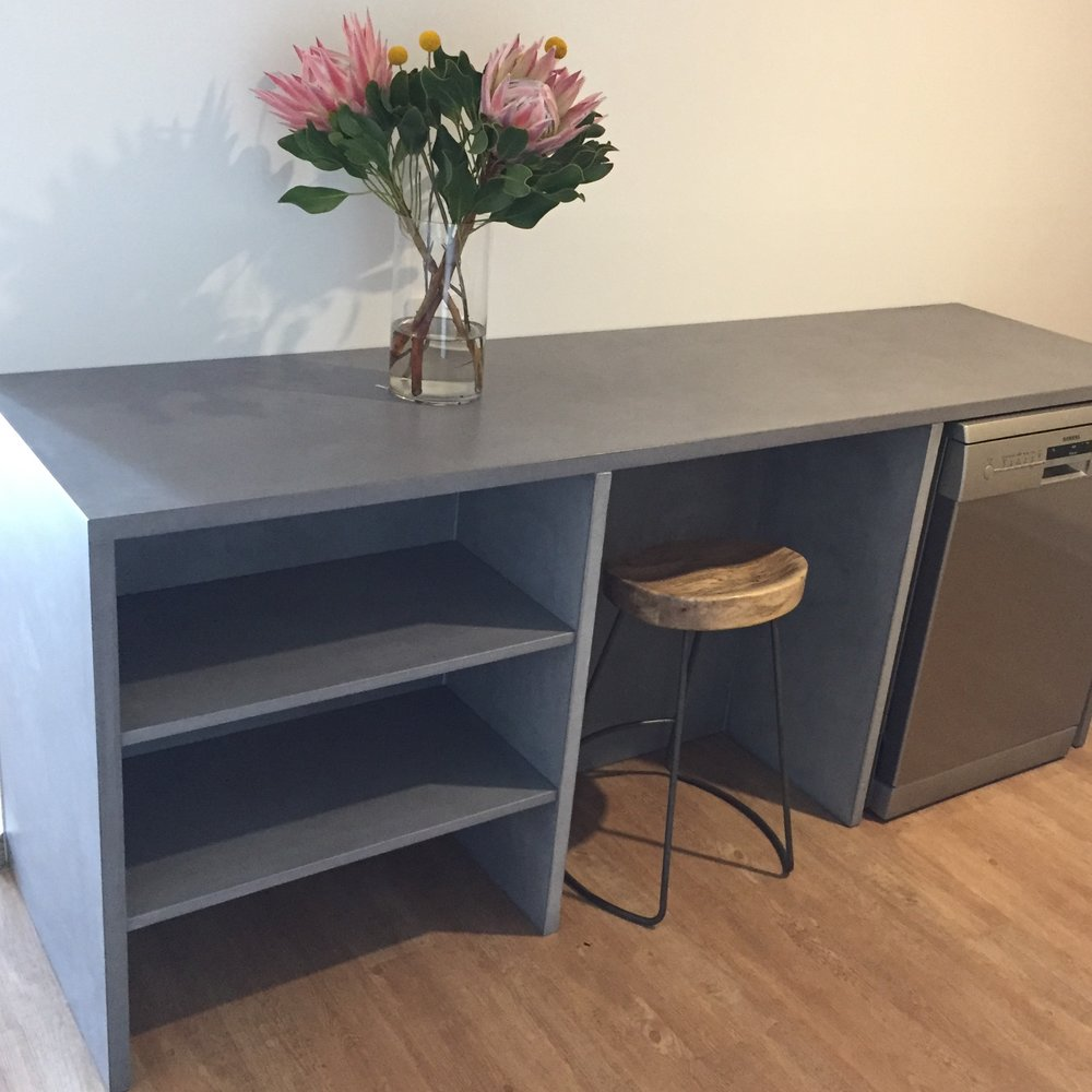 Concrete Kitchen BenchJPG