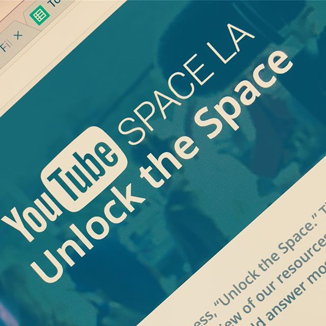 Excited to announce our #youtube #channel has achieved the 1st #milestone to #unlockthespace @youtubespacela #learn #connect #create state-of-the-art #productionhouse #Film #video #production #soundstage #postproduction #HELP us reach the next level by subscribing liking commenting on our videos at please subscribe https://www.YouTube.com/elevatinghope