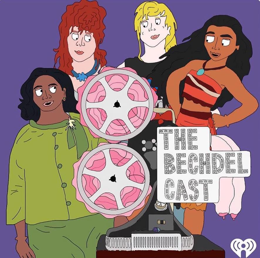 Bechdel Cast // The Devil Wears Prada