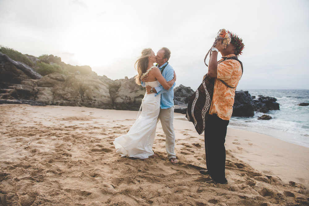 Hawaiian Wedding on Maui