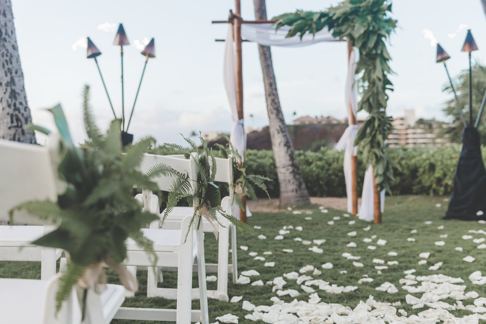 Maui wedding venue