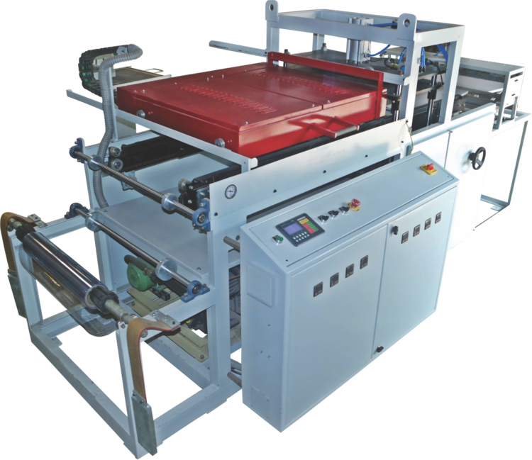 AM Series - The AM Series is a starter range vacuum forming machine. The machine is a standalone vacuum forming only machine with a separate hydro-pneumatic press which cuts the parts in a separate station. These machines are low cost and work well for products with low volumes.