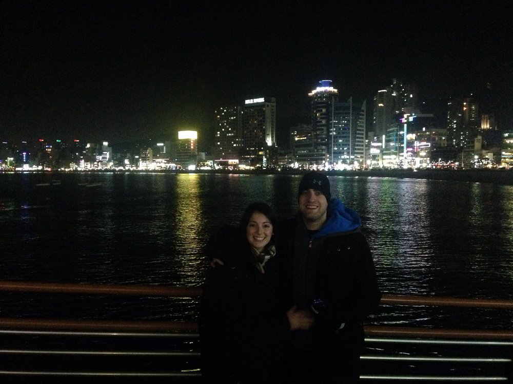 Us in Busan