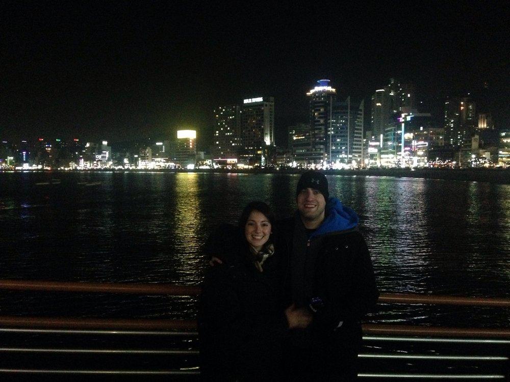 Us in Busan